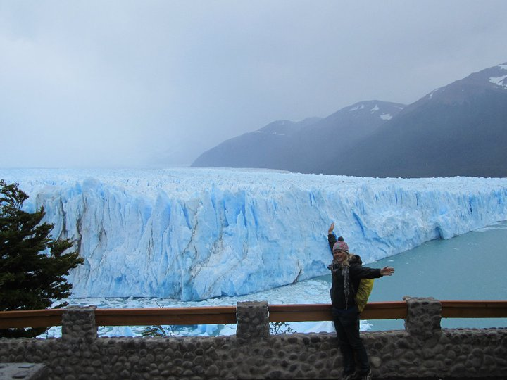 Patagonia in one week - Perito Moreno Glaciar