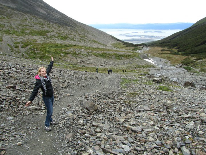 Discovering Ushuaia - Martial Glacier