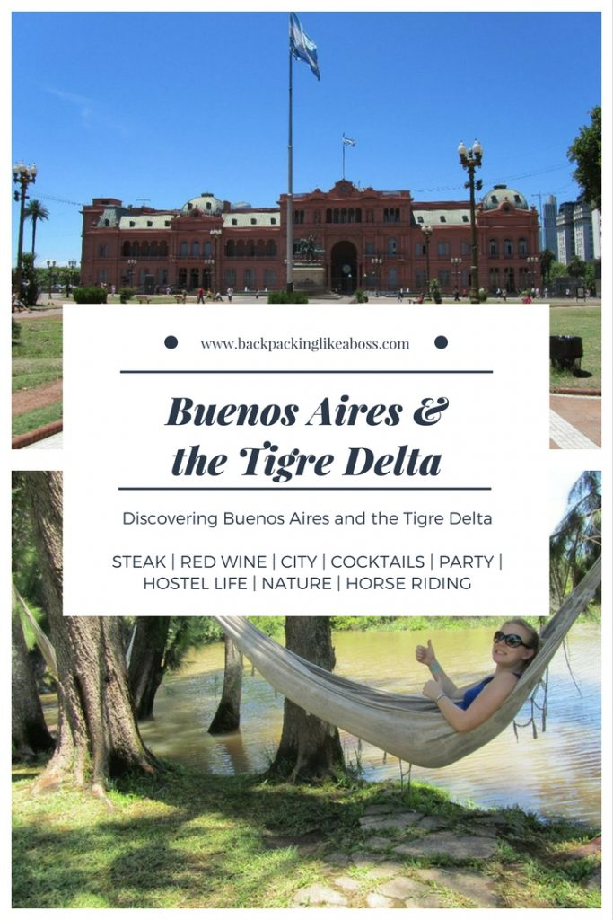 Life in Buenos Aires &the Tigre Delta