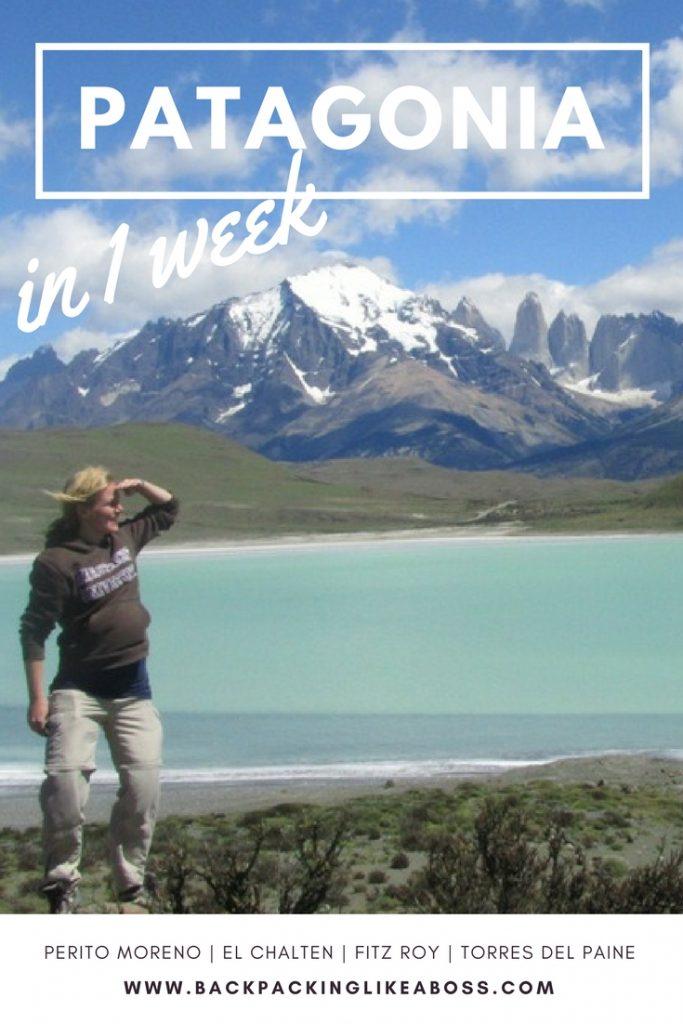 Patagonia in one week