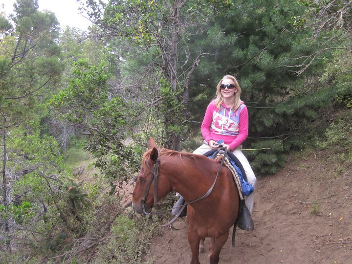 Relaxing in Bariloche - Horseriding