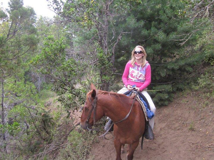 Relaxing in Bariloche - Horseriding