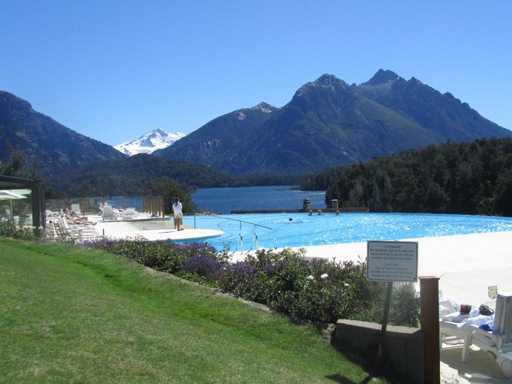 Relaxing in Bariloche - Llao Llao