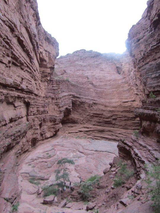 North-Argentina Itinerary - Quebrada de Cafayate