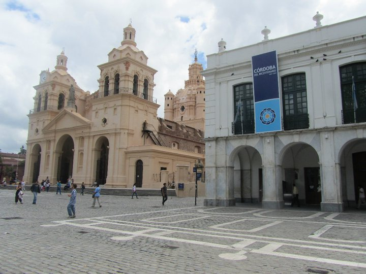 North-Argentina Itinerary - Cordoba