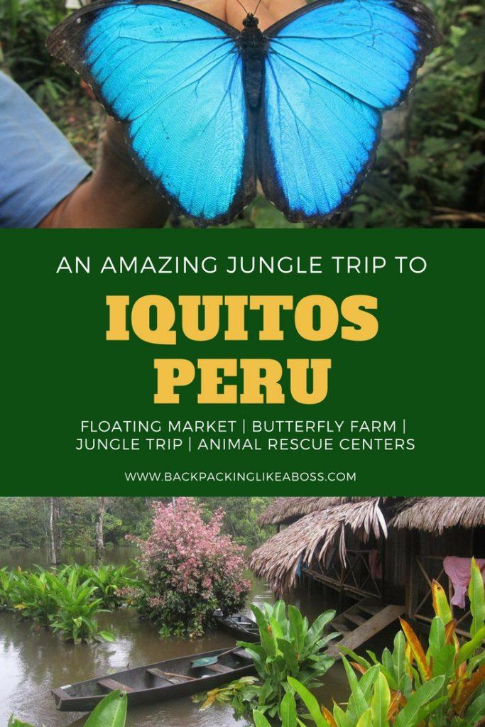 TRIP TO IQUITOS
