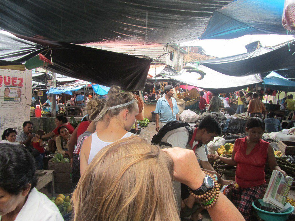 Trip to Iquitos - Floating Market of Belen