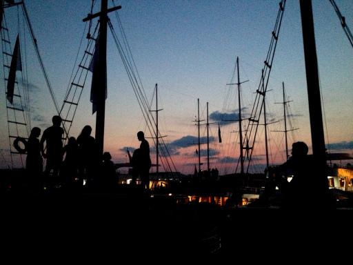 "Review on Katarina Line Croatia – Backpacker Sailing Trip ""Young & Fun"""