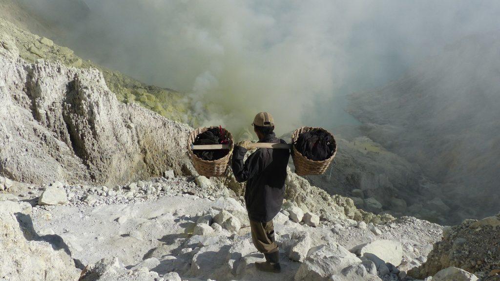 Backpacking in Indonesia - Ijen Vulcano