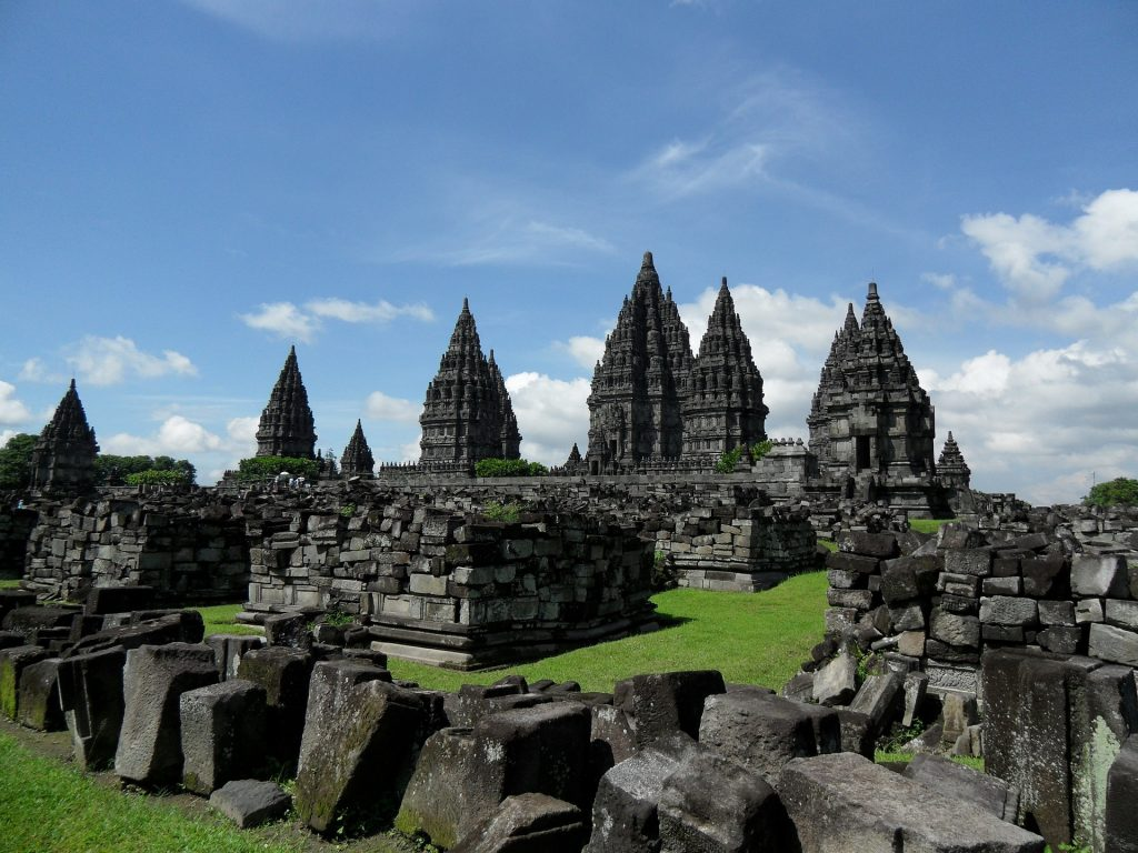 Backpacking in Indonesia - Prambanan Temples