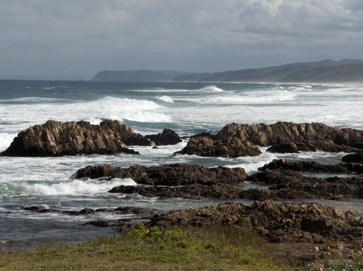 Backpacking in South-Africa - Buffel's Bay