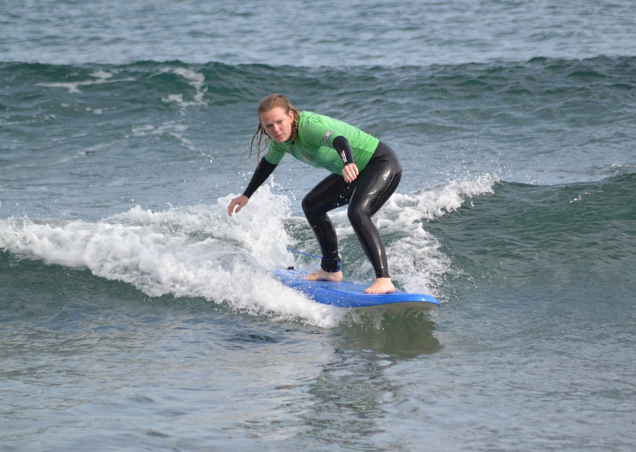 Secret Surf School Tenerife Review