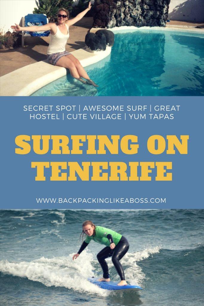 Secret Surf School Tenerife review