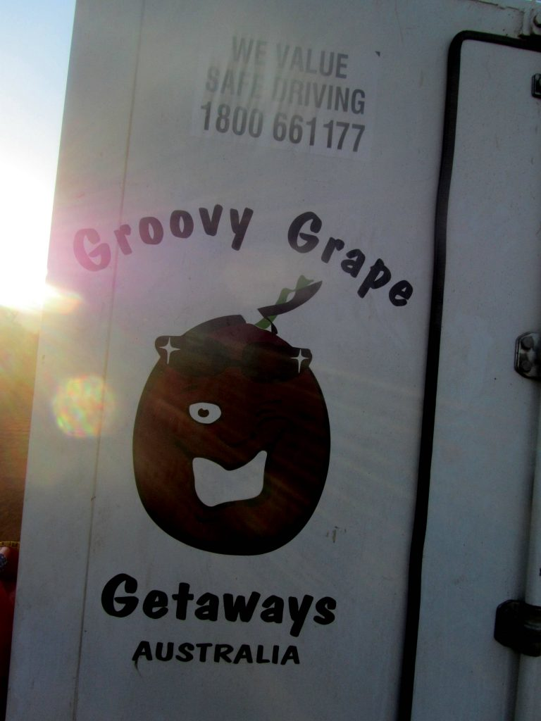 Review Groovy Grape Getaway