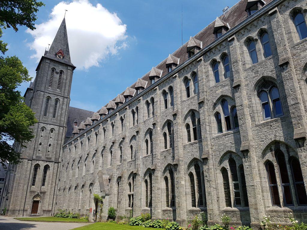 Province de Namur - Abbey de Maredsous