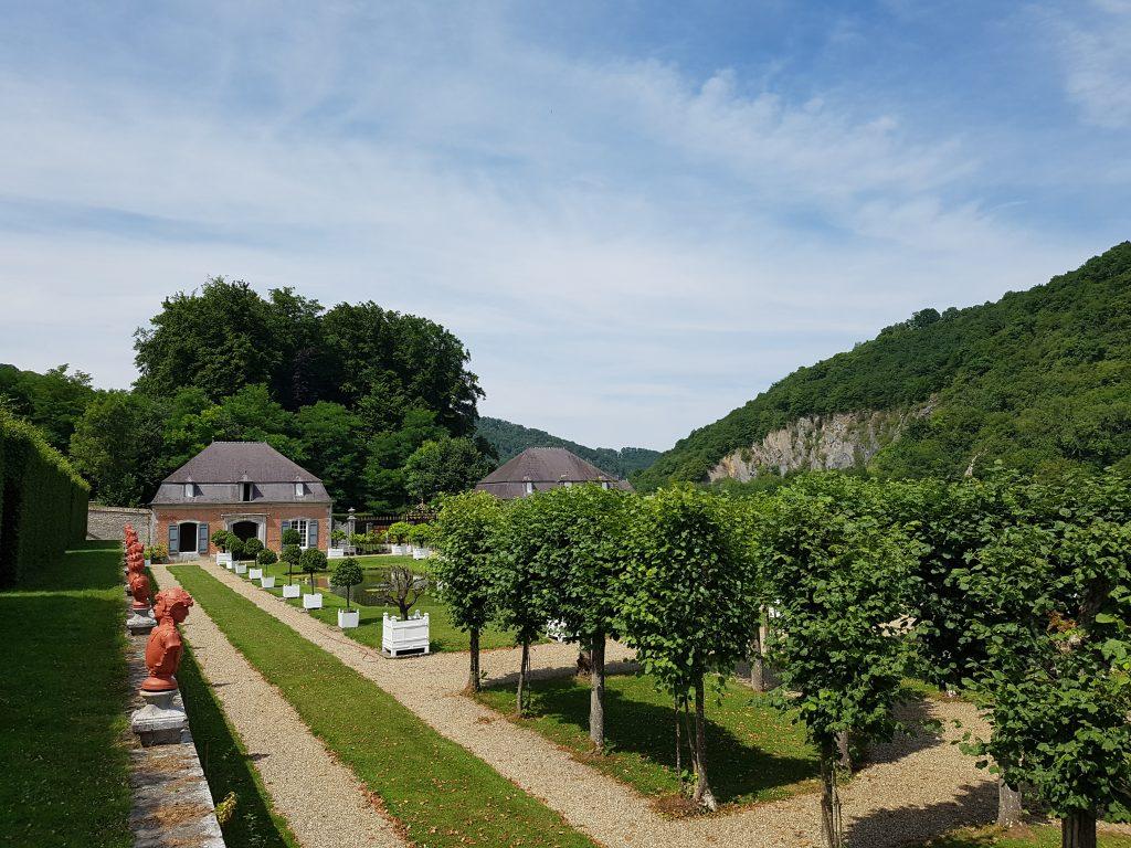 Province de Namur - Chateau Freyr