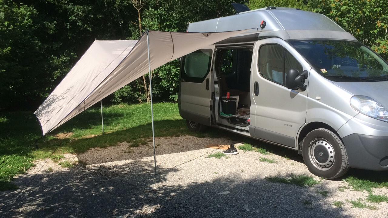 Review: Camping Du Bocq, Purnode, Belgium