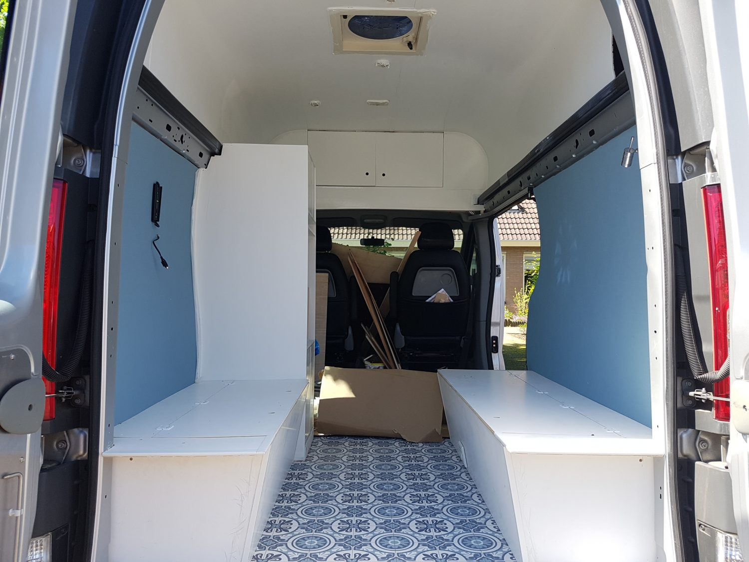 The Ultimate Guide To Your Diy Campervan Conversion Step