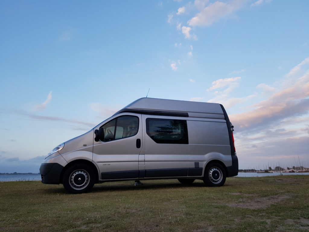 Renault Trafic Van Conversion
