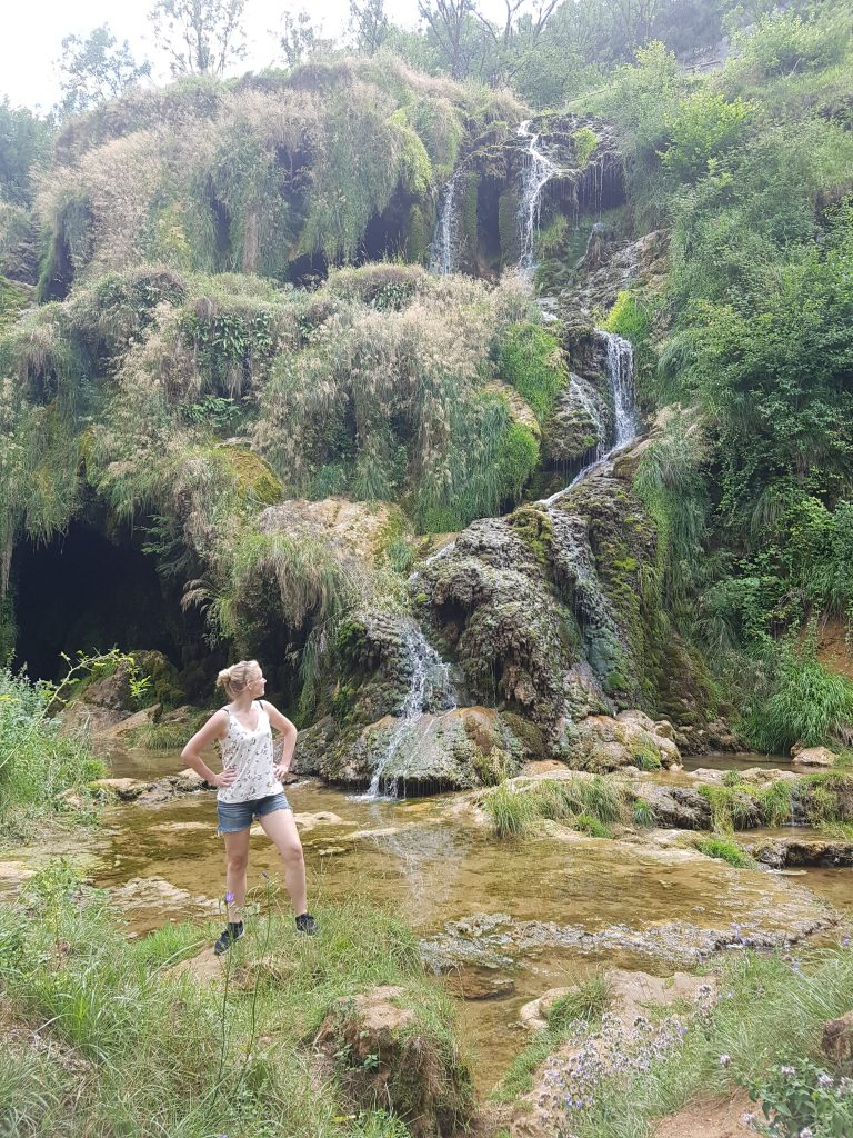 Roadtrip through the Jura - Cascades de Tuf