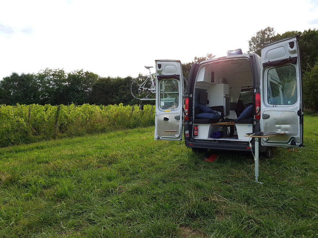Roadtrip through the Jura - Staying at a wine farmer