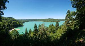 Roadtrip through the Jura - Lac de Vouglans