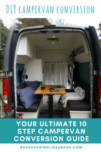 The Ultimate Guide to Your DIY Campervan Conversion - Step ...