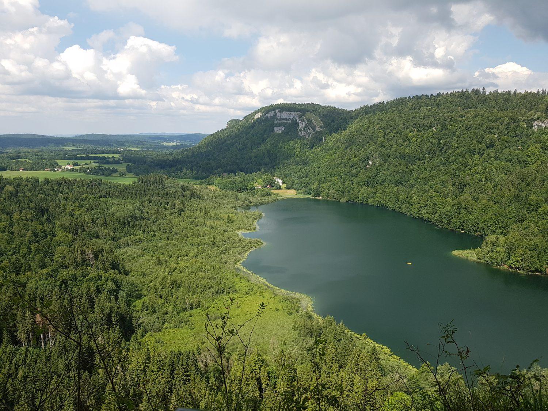 Review: Camping de L'Abbeye in Bonlieu, Jura Region, France
