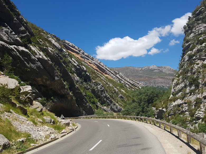 Gorges Du Verdon - Cycling