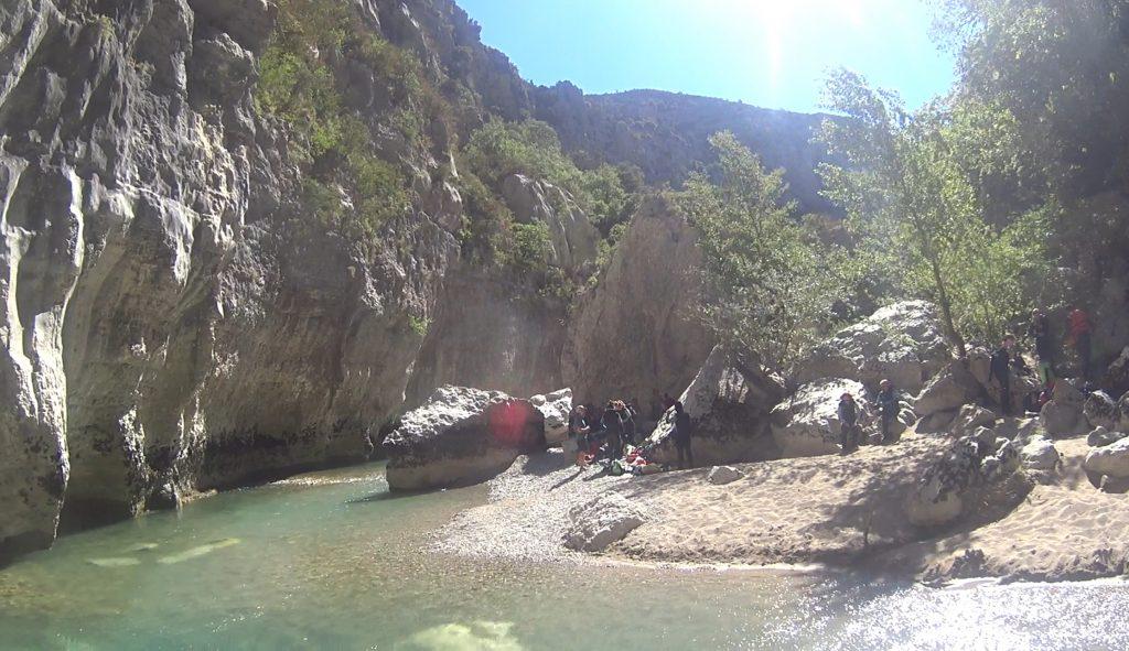 Buena Vista Rafting Review - Gorges du Verdon