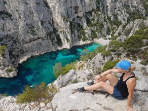 Hiking in the Calanques near Marseille