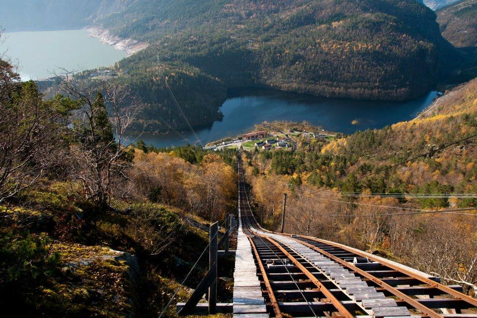 Trolltunga Hike Norway