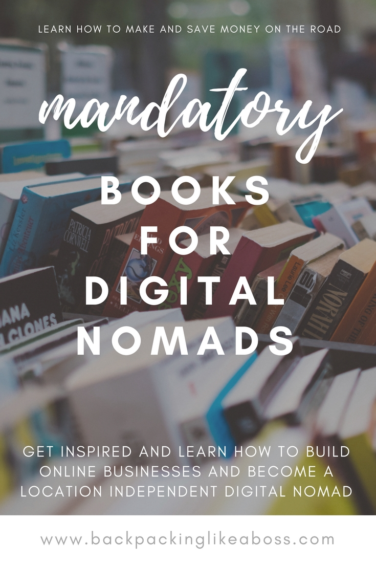 Mandatory Books for Digital Nomads