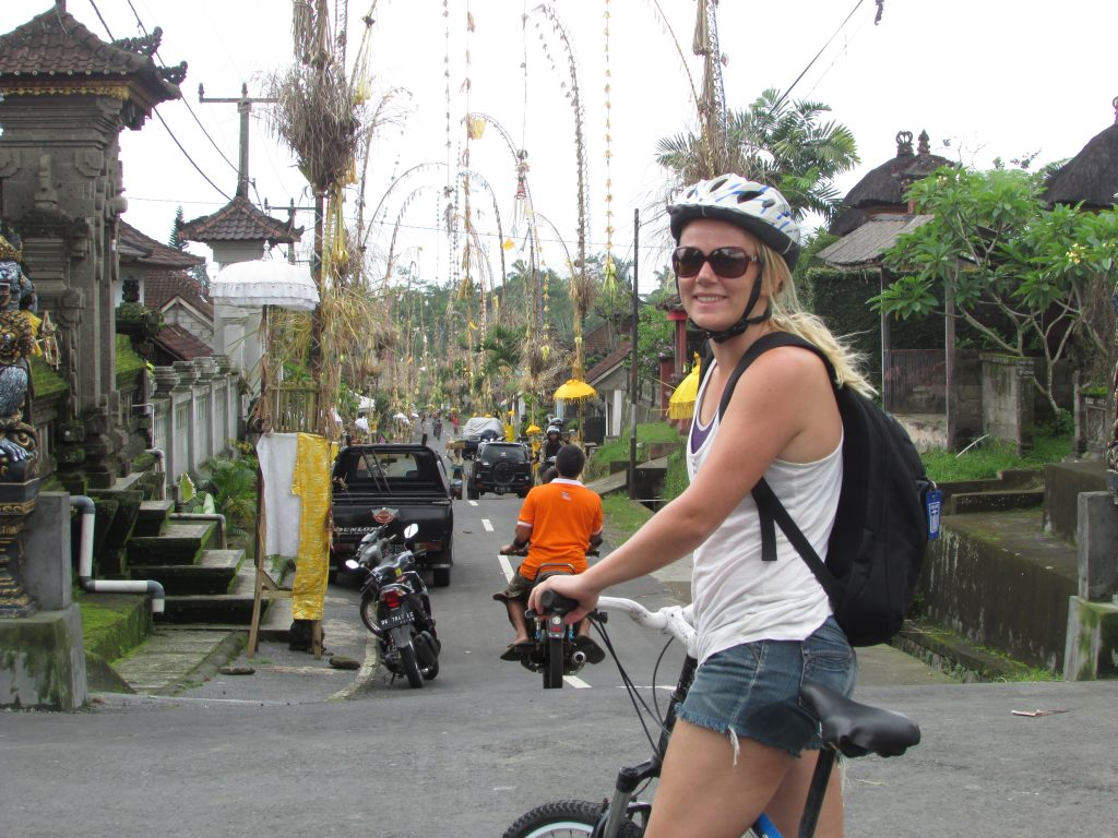 Backpacking in Indonesia - Ubud