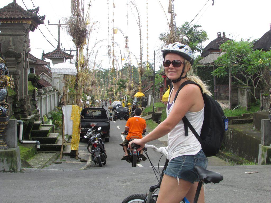 Backpacking in Indonesia - Ubud