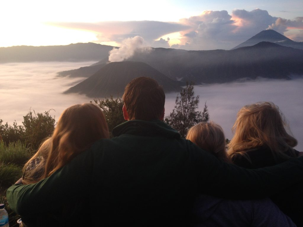 Backpacking in Indonesia - Mt Bromo