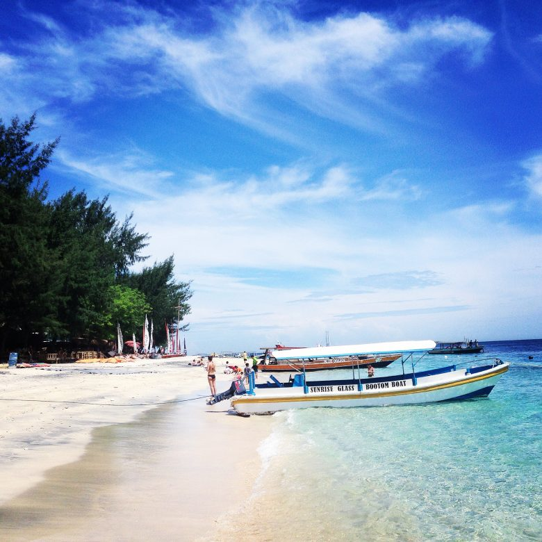 Backpacking in Indonesia - Gili Islands