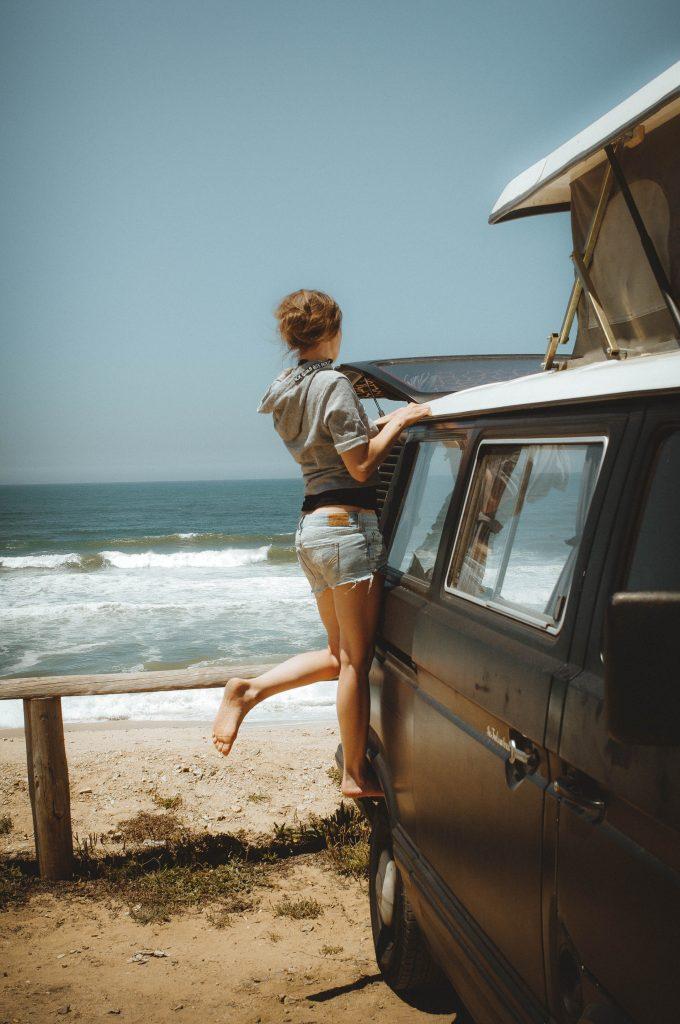 Vanlife Girls - Morton on the Road