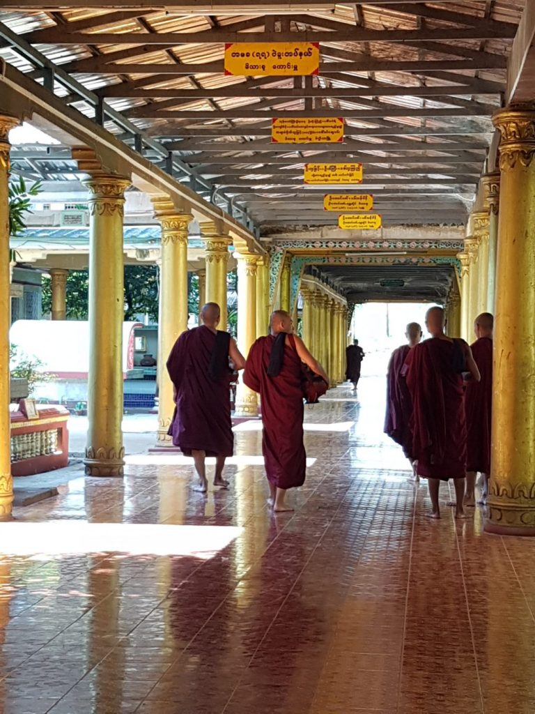 3 Weeks in Myanmar