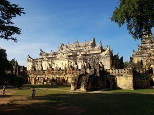 3 weeks in Myanmar - Maha Aung Mye Bom San Monastery