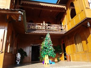 Review of the Ann Heritage Lodge, Inle Lake Myanmar