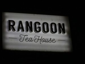 Rangoon Tea House, Yangon, Myanmar