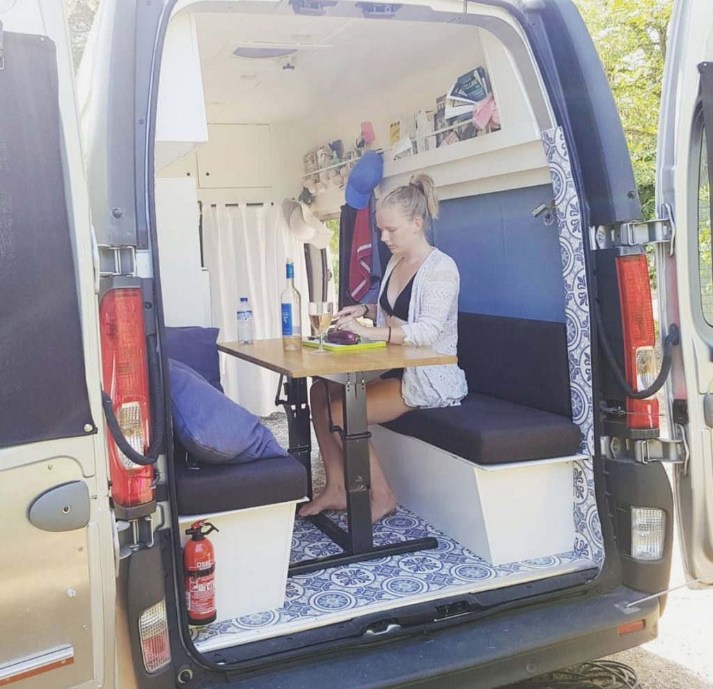 Renault Trafic Campervan Conversion