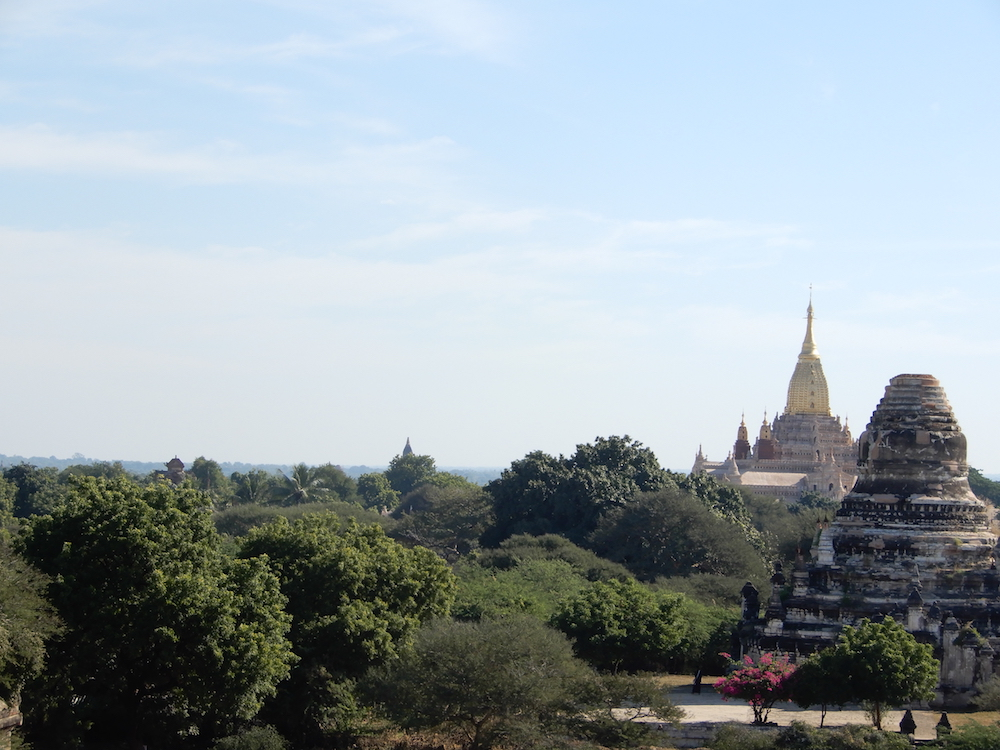 Visiting the Temples of Bagan, Myanmar