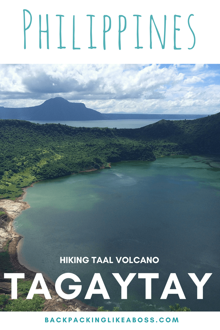 Alt Text Visiting Tagaytay in Philippines