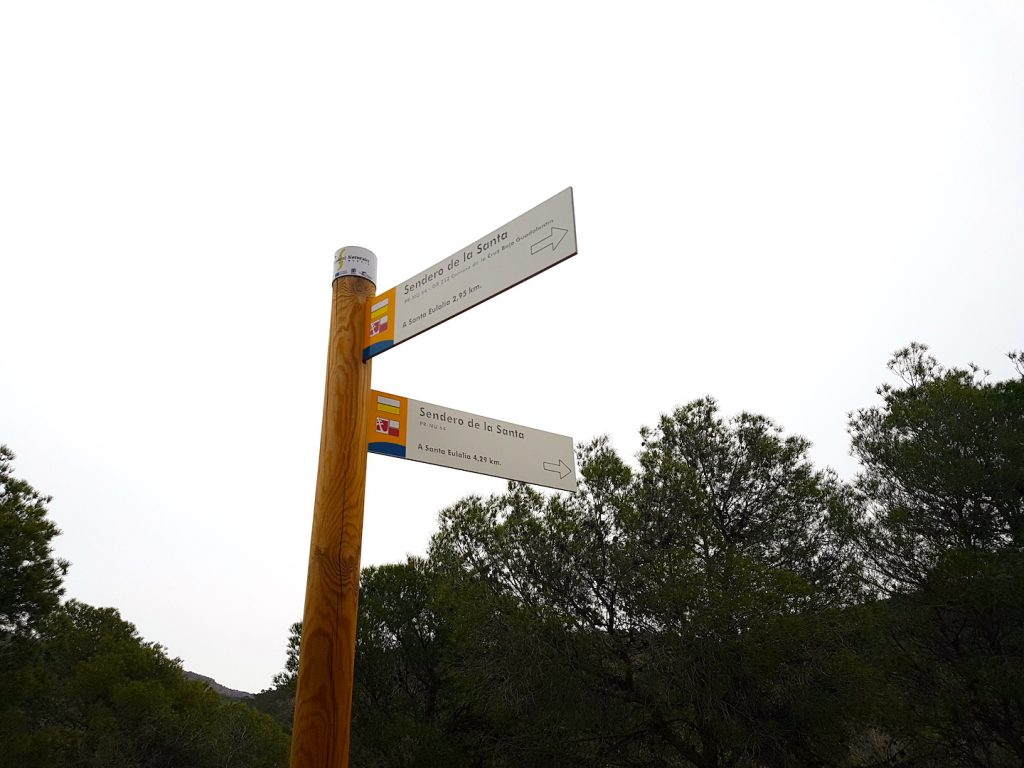 Things to do in Murcia - Sierra Espuna - Sendero de la Santa