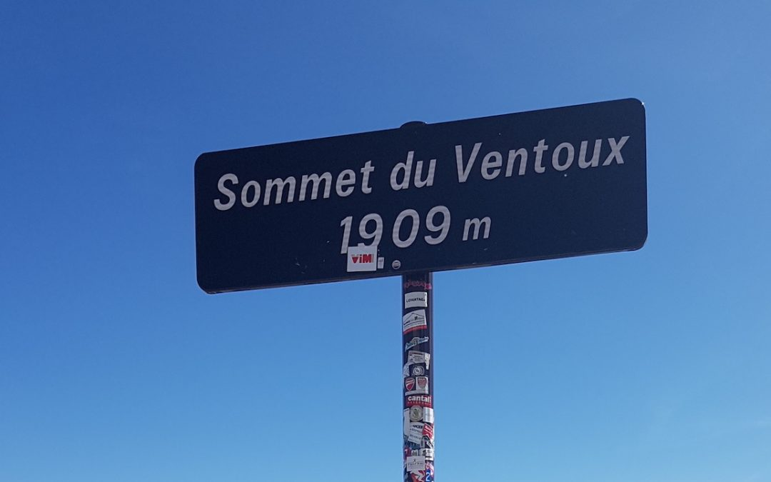 Cycling Mont Ventoux as a Beginning Cyclist – A Glorious Adventure