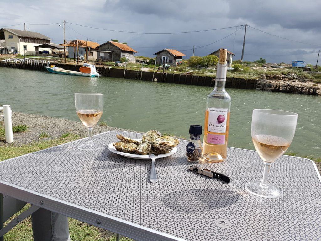 bay de arcachon oysters