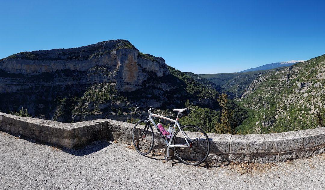 Cycling Gorges de la Nesque – Adventuring around the Mont Ventoux