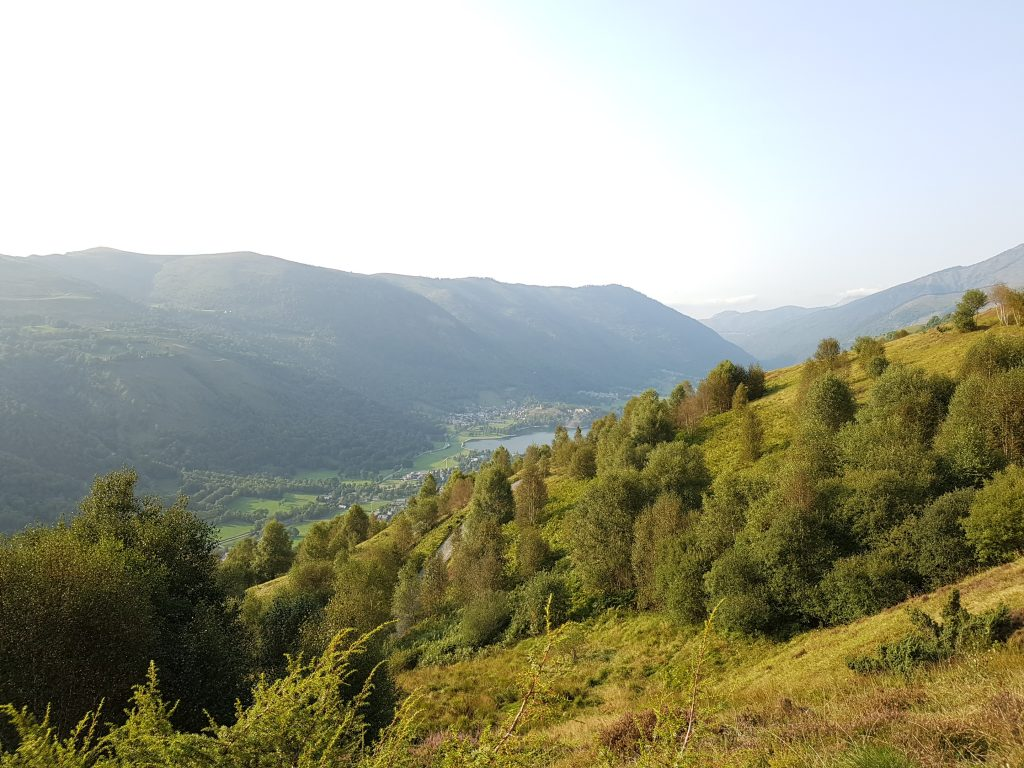 hiking in the pyrenees - vallee du louron loudenvielle